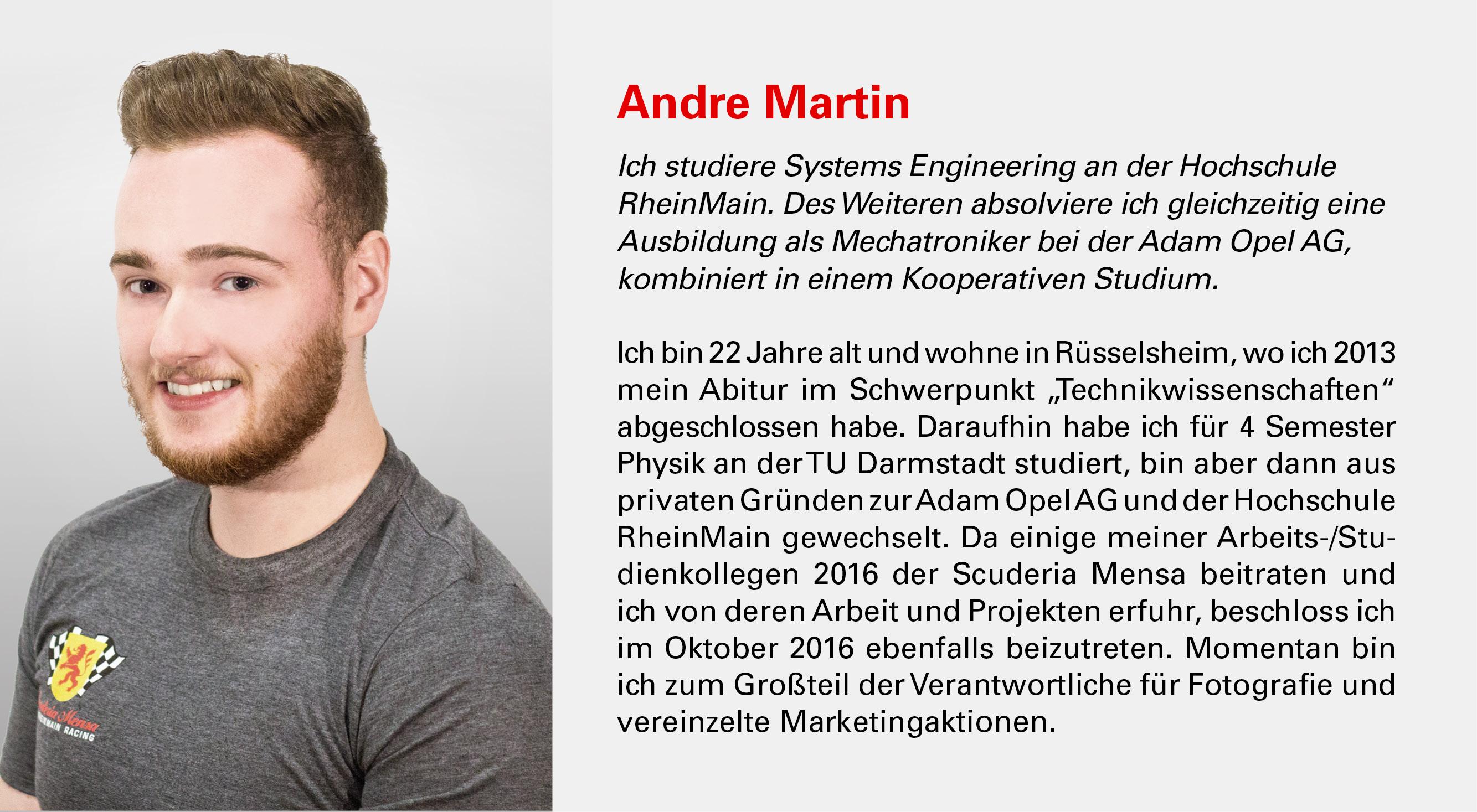 Andre Martin für Herth+Buss