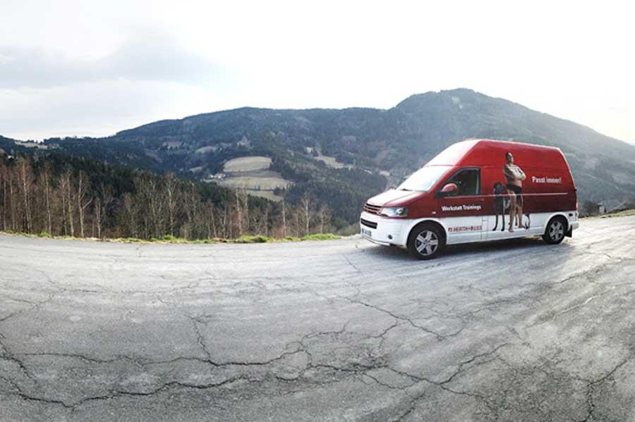 WAD, Österreich, Reisen, Herth+Buss