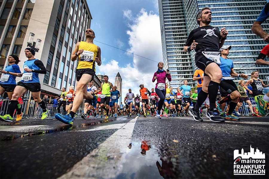 Frankfurt Marathon 2017 – Das Sportevent durch Frankfurt