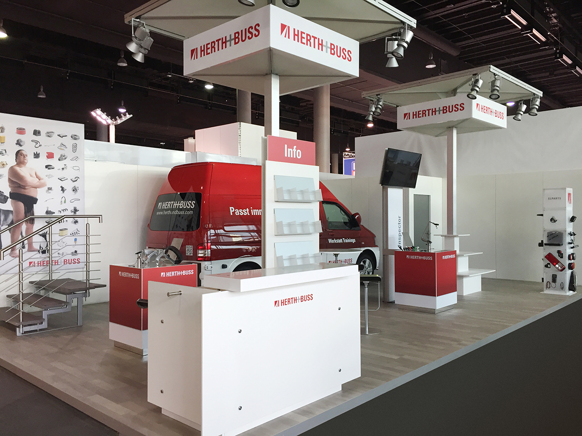 Profi Service Tage Frankfurt_2017, Herth-Buss, Werkstatt-Buddies