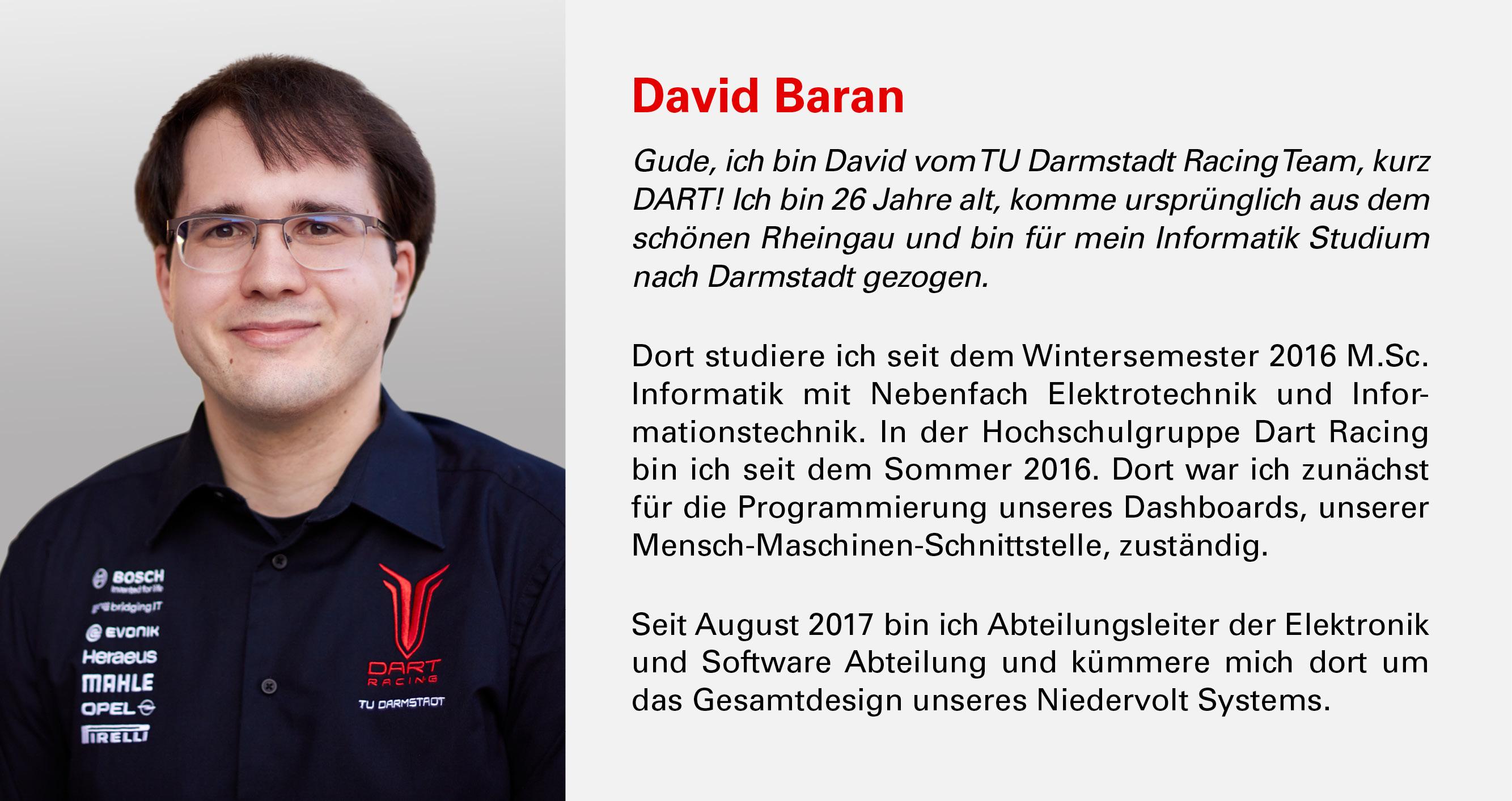 David Baran für Herth+Buss