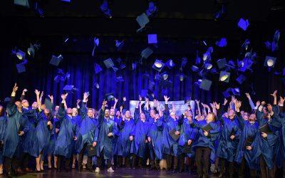 Abschlussfeier der Berufsakademie Rhein-Main