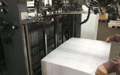Besichtigung unserer Druckerei Wilhelm-Medienservice