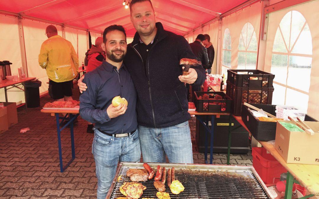 Das Grillfest der Logistik 2017