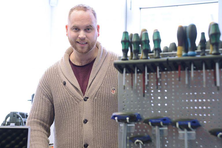Karriere mal anders – Malte erzählt über seinen persönlichen Weg bei Herth+Buss