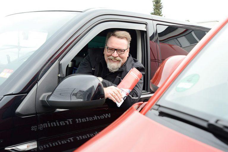 Schulungen bei Herth+Buss – Werkstatt-Buddy und Schulungsleiter Jens im Interview