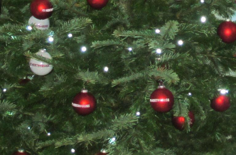 Weihnachtsfeier 2016 bei Herth+Buss