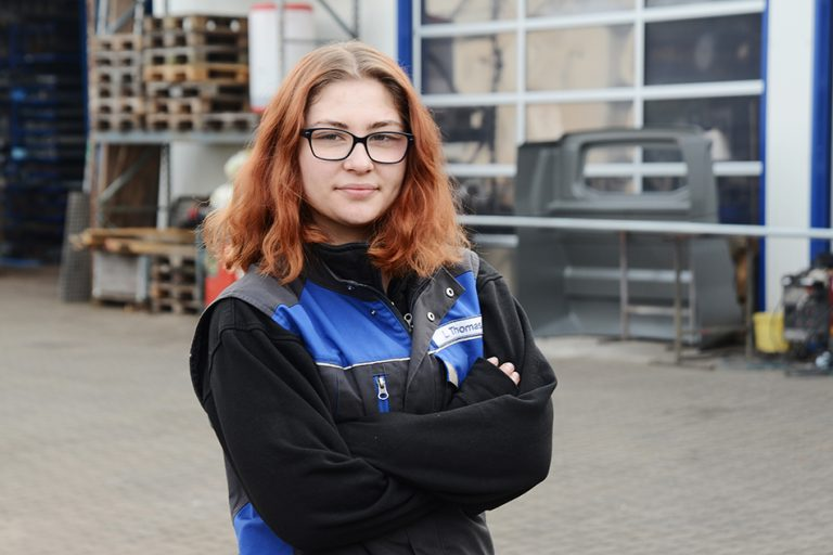 Frauen in der Werkstatt #girlpower