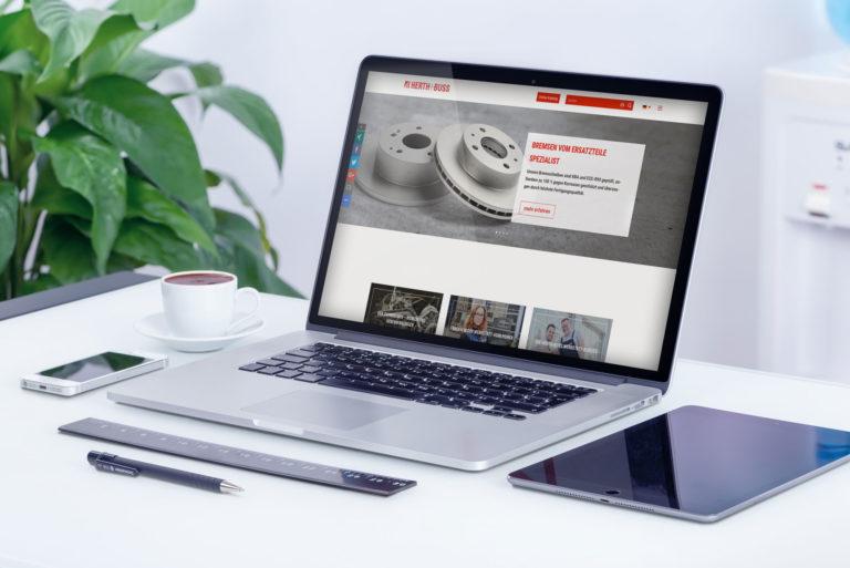 Neuer Look für unsere Website – Projektleiterin im Interview