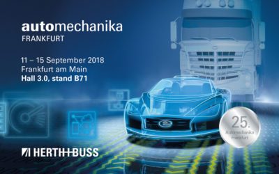 Automechanika 2018 – We have a gleaming new look!