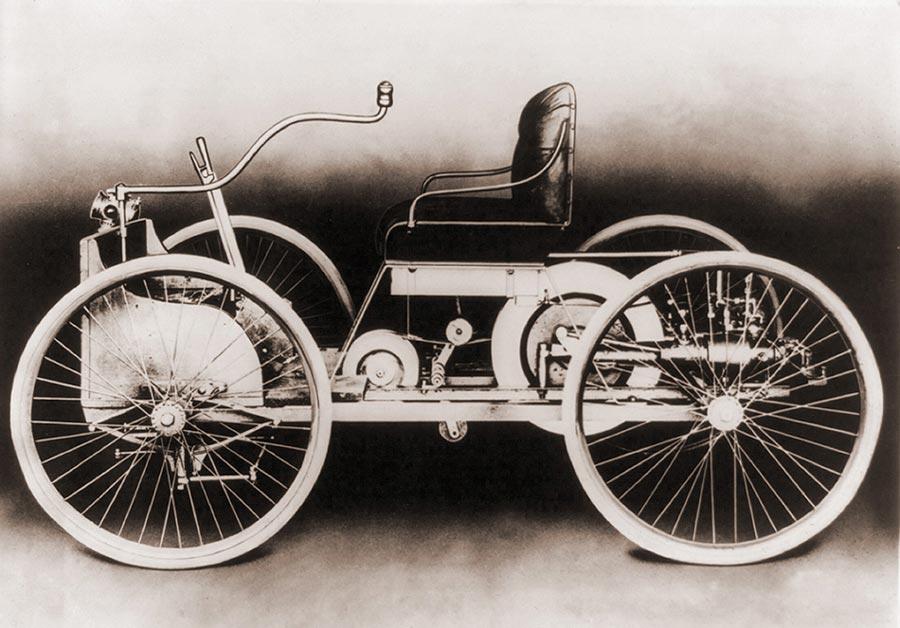 Die Geschichte der Auto-Bremse