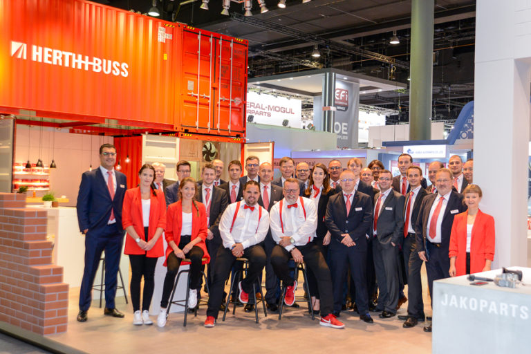 Automechanika 2018 – From planning to finished stand