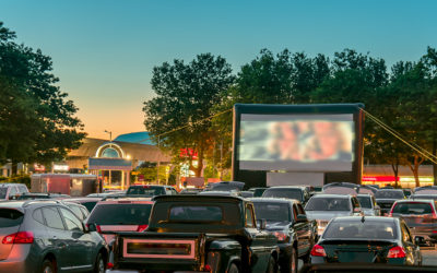 The perfect visit to the drive-in cinema