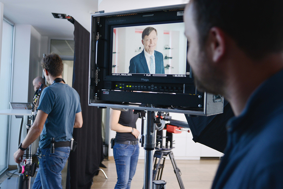 Lights. Camera. Action! – Der neue Herth+Buss Imagefilm