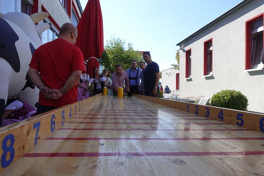 Betriebsfest, Betriebsfest 2018, 2018, Richtfest, Herth+Buss, Team, Wettbewerb, Spiele, Belegschaft, Gemeinschaft, Oktoberfest, Bayern