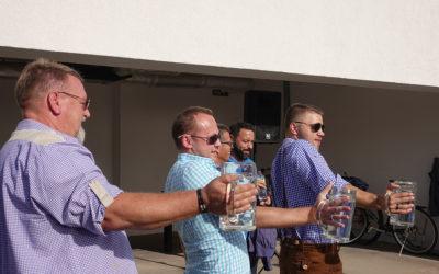 A mords Gaudi! – Das Herth+Buss Betriebsfest 2018