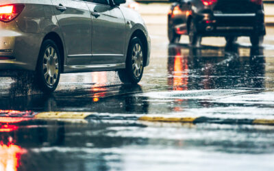 Aquaplaning – How to deal with it correctly