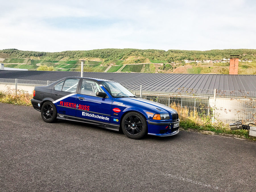 Our own race car – From the StickRschmiede to the racing track
