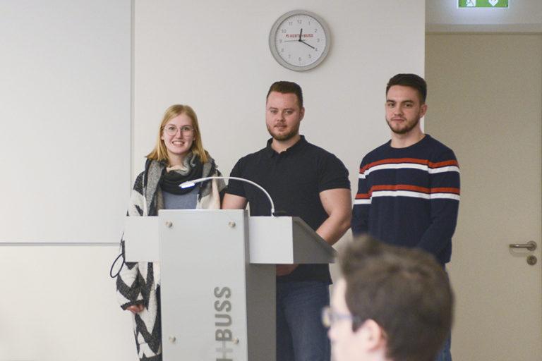 Besuch bei Herth+Buss – Schüler der ARS schnuppern ins Berufsleben