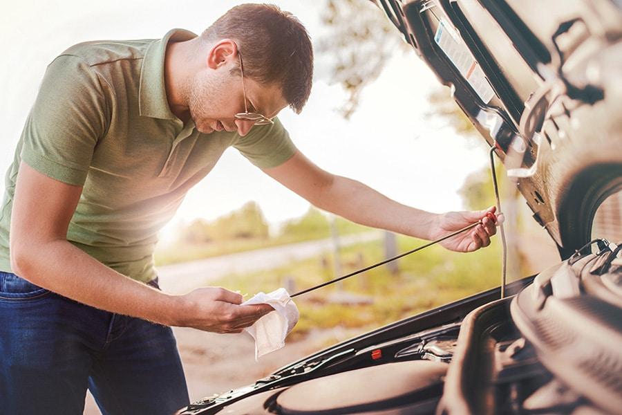 Car Check – Fit für den Frühling