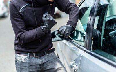 Car theft: Thieves love luxury marques