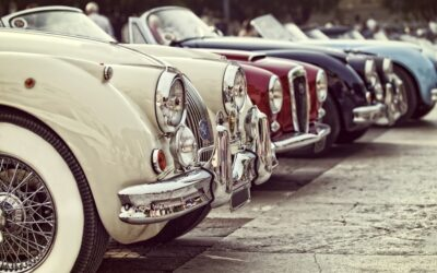 The fascination of Oldtimer and Youngtimer classic cars