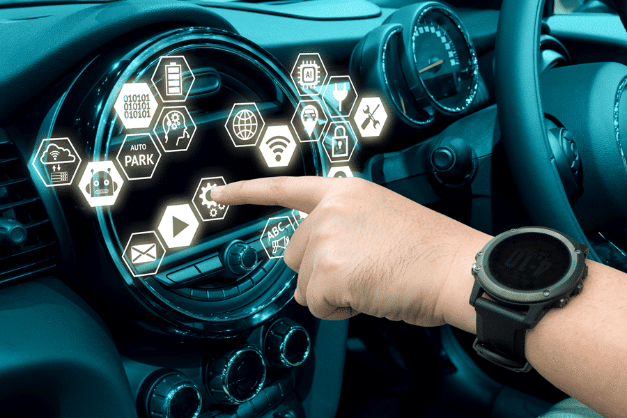 Cardata@once – a functional industry solution