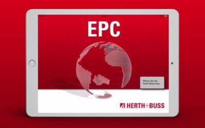 The Herth+Buss EPC app