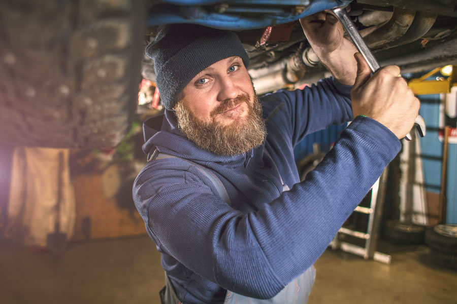 Zeitwertgerechte Reparatur und was Kupplungsteile damit zu tun haben