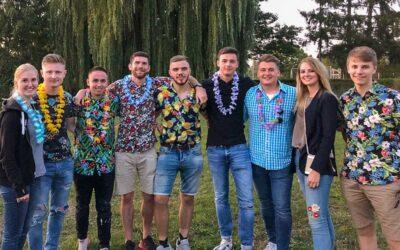 Betriebsfest Hawaii – Organisiert von unseren Azubis