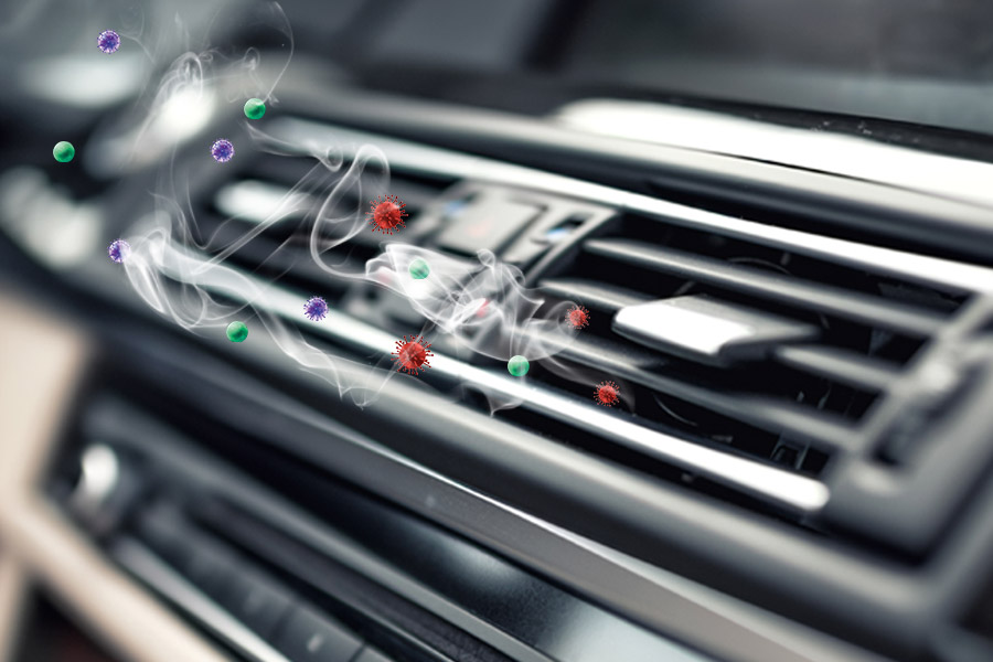 Allergy sufferers breathe easy – tips for a fresh vehicle interior