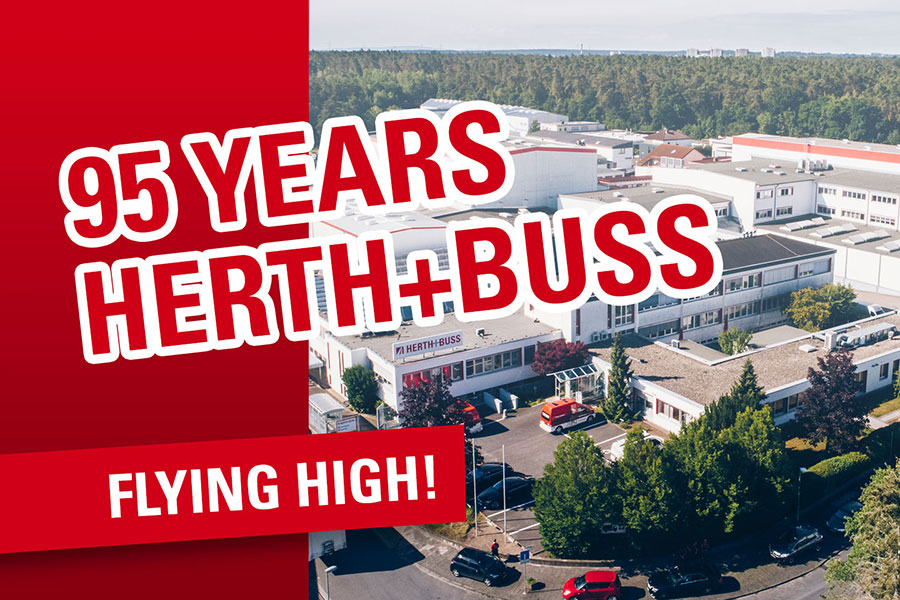 YouTube - 95 YEARS HERTH+BUSS – FLYING HIGH!