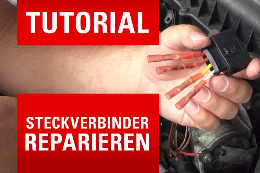✅ Kfz-Steckverbindung reparieren [Beispiel an einer Zündspule ] 🔎✨