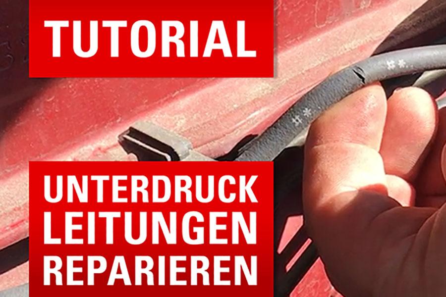 ✅ Unterdruckschlauch effektiv reparieren mit RepVac 🔎✨