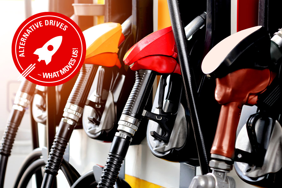 Do e-fuels save the combustion engine?