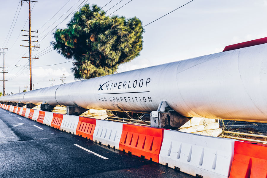 Fast, low-cost, climate neutral: How Elon Musk's Hyperloop idea will revolutionize the transport industry
